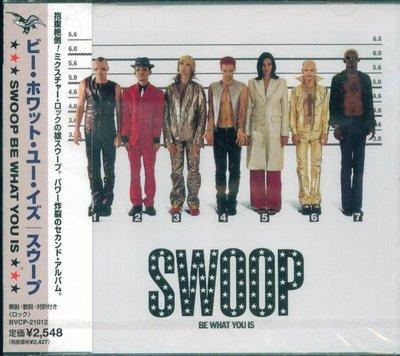 K - Swoop - Be What You Is - 日版 +2BONUS - NEW