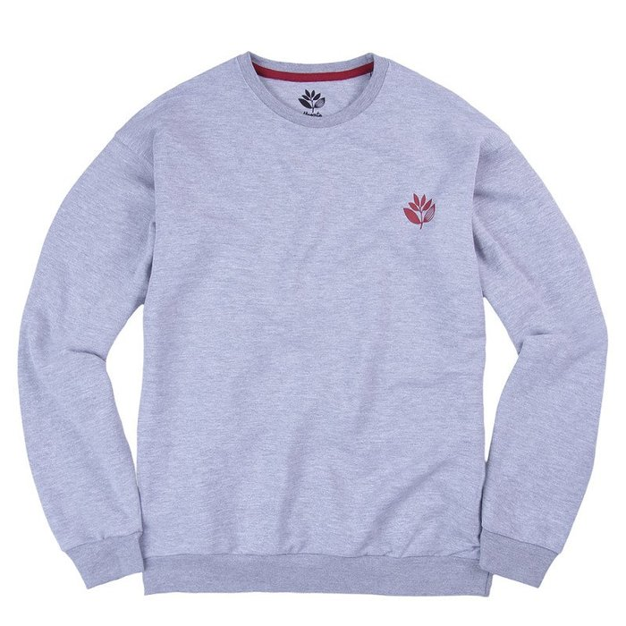 [JIMI 2] Magenta - Heart Plant Crewneck Heather 大學T 法國人氣滑板品牌