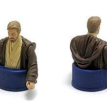 日本 Pepsi Twist Star Wars Episode III Caps ~  Obi-Wan Kenobi ~  (保證日版)