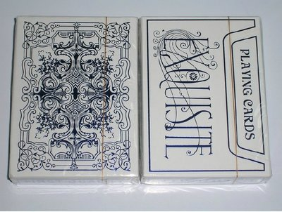 【USPCC 撲克】Exquisite blue playing cards