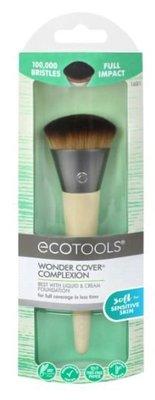 【蘇菲的美國小舖】EcoTools WONDER COVER COMPLEXION 乾濕2用粉底刷 刷具 #1601
