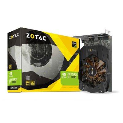 【台中自取】全新ZOTAC Z-GT1030-2G / ZT-P10300C-10M 有類比輸出顯示卡