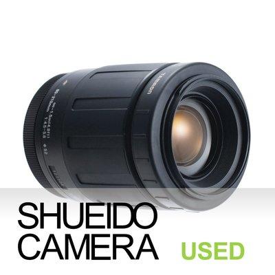 集英堂写真機【1個月保固】中古良上品 / TAMRON AF 80-210mm F4.5-5.6 變焦 鏡頭 12243