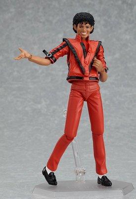 惠美玩品 歐美系列 Figma 096 公仔 1110 麥可傑森 傑克遜 MJ Thriller 顫栗MV裝