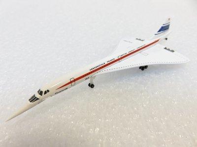 宗鑫 1/500 Herpa Wings HW533607 Aerospatiale Concorde 協和式