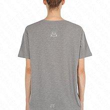 【WEEKEND】 C2H4 X NUMBER (N)INE 聯名 短袖 上衣 T恤 灰色 18秋冬
