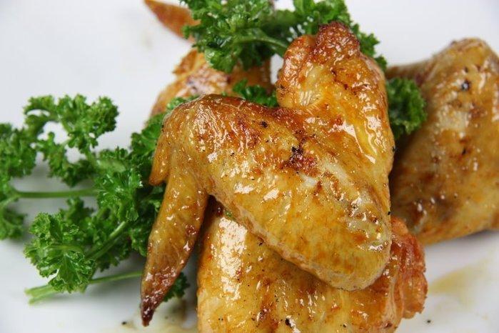 【萬象極品】檸檬雞翅 /1支~全熟的~用烤箱、微波、隔水加熱~即香噴噴~令人垂延三尺