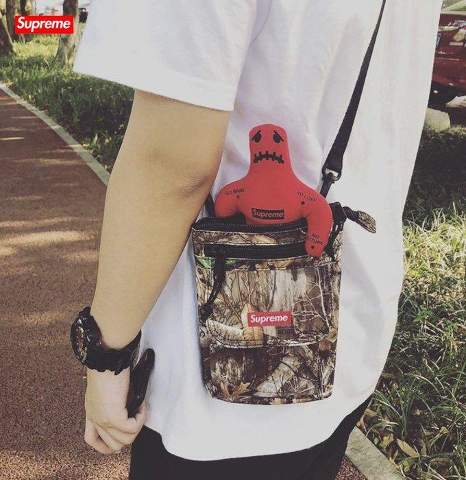 【超搶手】全新正品2019 FW 秋冬Supreme Shoulder Bag 47代 47TH  防潑水 單肩包 掛包