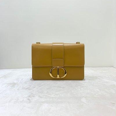 Christian Dior 30 Montaigne 蒙田包 黃色《精品女王全新&二手》