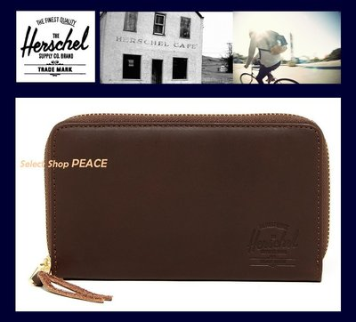 Herschel Supply Co.加拿大【現貨】長夾 Thomas Wallet Leather