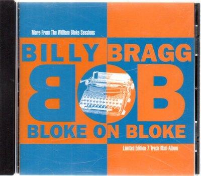 Billy Bragg 比利布雷格 Block On Bloke 580700008674 再生工場02