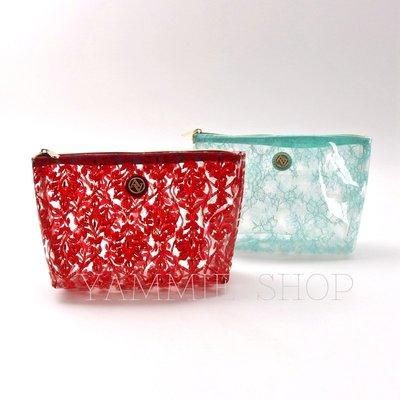透心美 狠能裝 正版 紐約時尚大牌 Adrienne Vittadini薇塔蒂妮 盥洗包 手拿包 化妝包(ABH14)