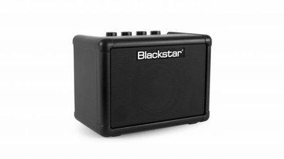 立昇樂器 Blackstar Fly 3 電吉他 小音箱 內建 Delay 可電池供電 黑色 限量版 可加購 變壓器