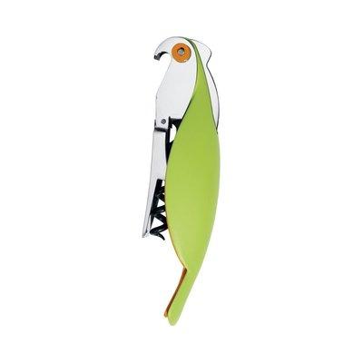 義大利 ALESSI Parrot Corkscrew 鸚鵡 開瓶器  #AAM32GR 義大利空運 現貨