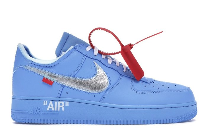 【紐約范特西】預購 Air Force 1 Low Off-White MCA