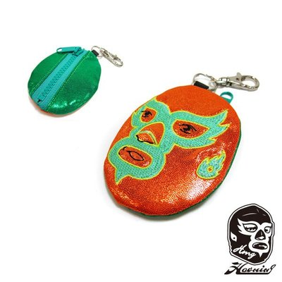 『Haoming』Mask Coin Case 2015AW 零錢包 COLOR B