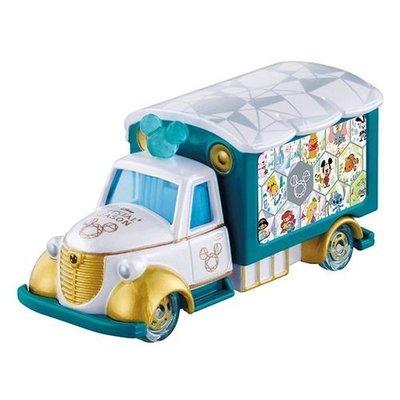 小不點【迪士尼 TOMICA】夢幻米奇小汽車(日本7-11限定) DS87209 多美 合金小汽車 台中門市可自取