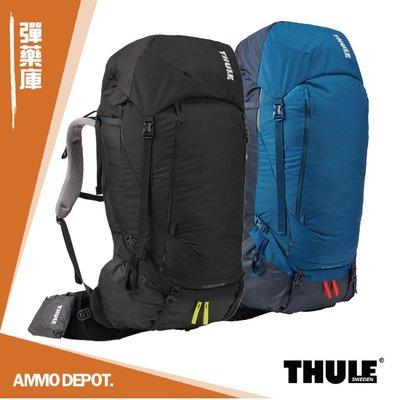 THULE Guidepost 65L Men's 登山包 222200 222201  #第七星球#GVVJL1223
