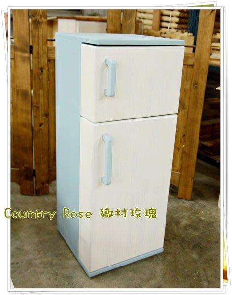 冰箱 收納櫃  造型收納櫃 置物櫃 - 裝潢設計 [鄉村玫瑰木工坊] 居家裝潢