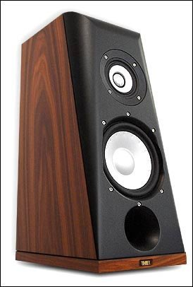 【音逸音響】同軸設計小喇叭 ‧ 書架型揚聲器》美國 Thiel PCS(1對)