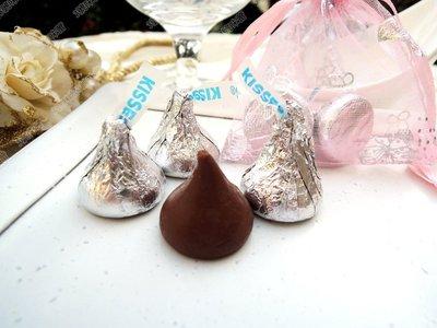3號味蕾~Hershey's kisses 水滴巧克力(銀色)500g..賀喜好時巧克力 喜糖DIY.婚禮佈置