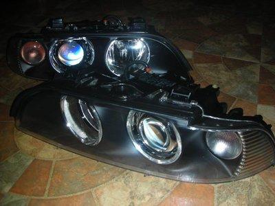 BMW E39 Hella 原廠 HID D2S 光圈大燈 總成 另有大燈 翻新.維修 520 523 525 528 530 535 540 M5 流用