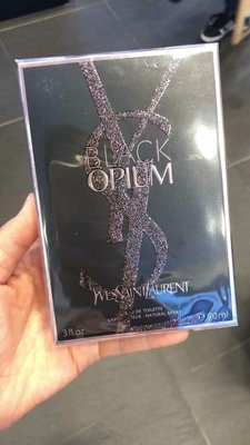 YSL(聖羅蘭)BLACK OPIUM香水(90毫升)    順豐到付