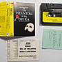 錄音帶 /卡帶/C89/電影原聲帶 歌劇幻影/THINK OF ME/非CD非黑膠