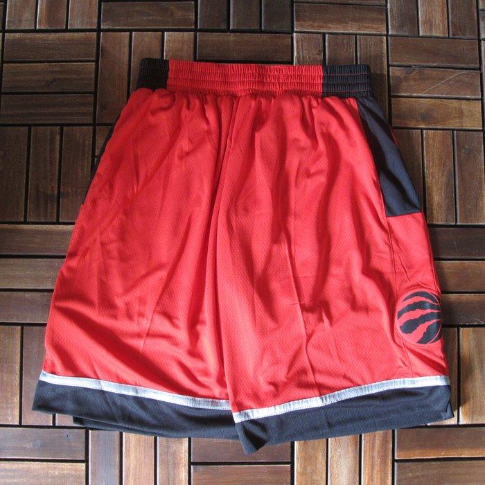 NBA球衣暴龍隊#2號球衣  LEONARD  倫納德 紅色籃球褲 籃球短褲