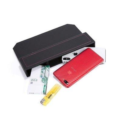 ZIHOPE 汽車收納盒座椅夾縫車載縫隙儲物車內用品置物盒創意多功能整理箱ZI812