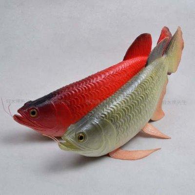 [MOLD-D253]仿真魚蝦蟹食品模型道具 假魚 家居 裝飾品仿真金龍魚 銀龍
