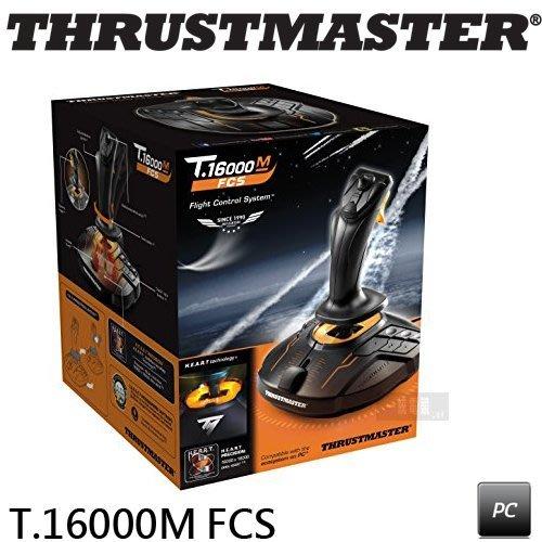 【一統電競】Thrustmaster T.16000M FCS 飛行搖桿 USB接頭 PC 空戰奇兵