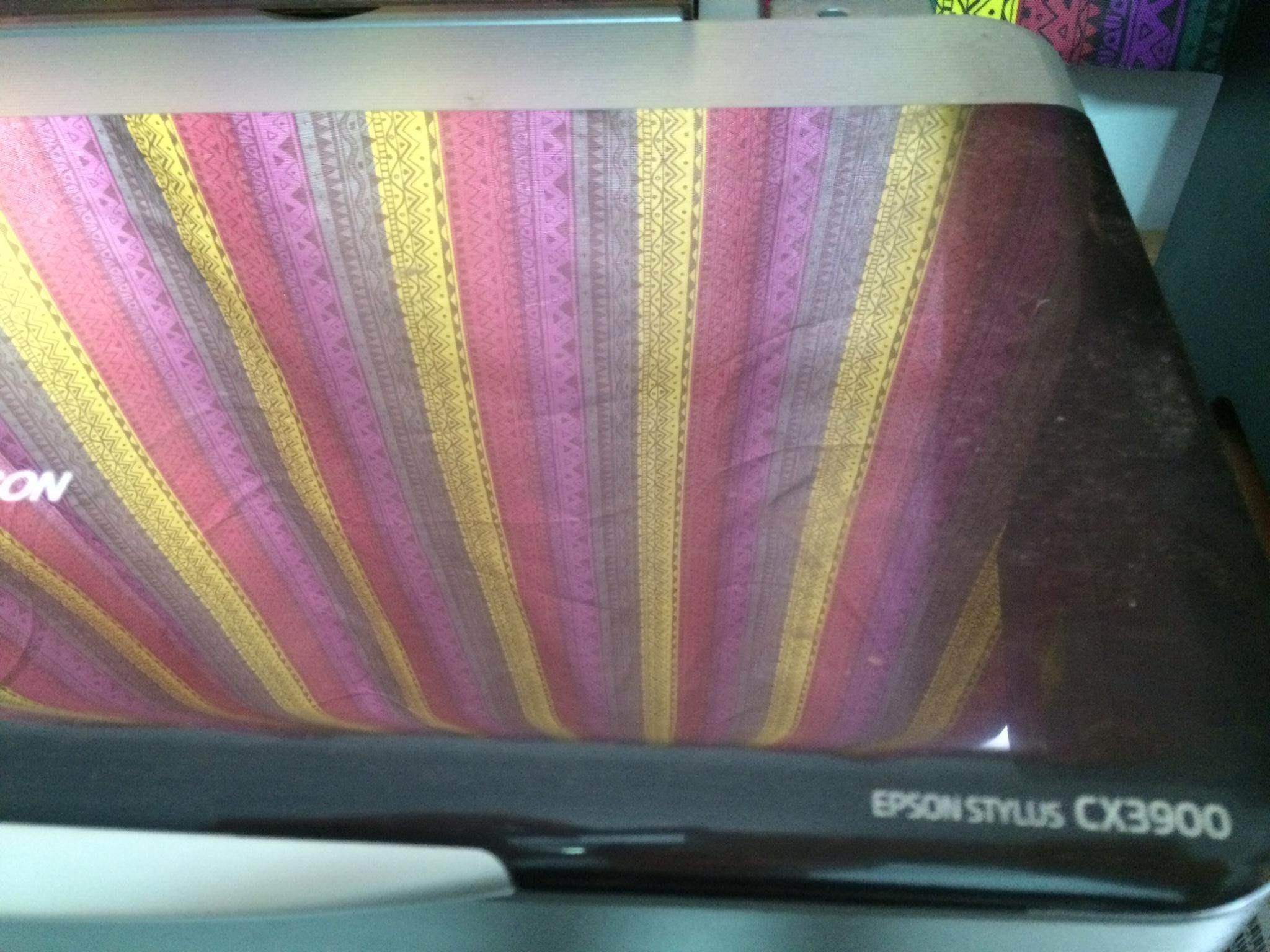 零件機 EPSON CX3900 事務機 印表機
