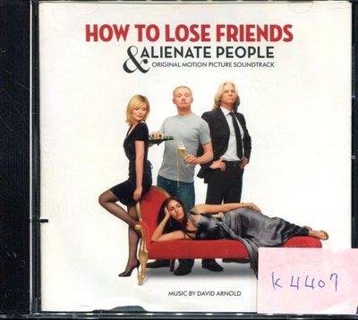 *真音樂* HOW TO LOSE FRIEND & ALIENATE 二手 K4407 (封面底破) (清倉.下標賣2)