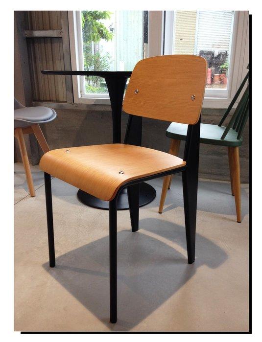 [ 椅子王 ] ----- 史丹達餐椅.