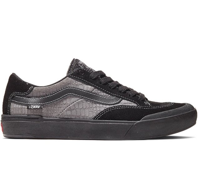 [Spun Shop] Berle Pro -BLACK/PEWTER