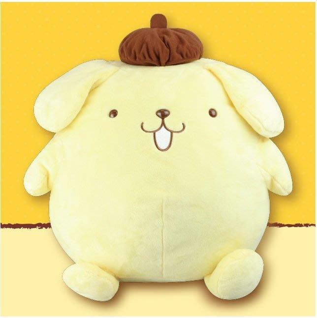 41+ 現貨免運費 日本景品 超級大毛絨玩具 布丁狗 造型玩偶 小日尼三 日本限定