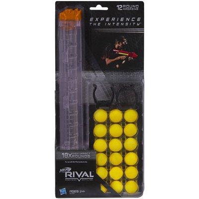 【W先生】NERF RIVAL 決戰系列 球彈匣補充包 球槍 彈夾 孩之寶 安全子彈 玩具槍 空氣槍 生存遊戲