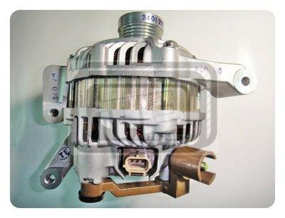 【TE汽配通】FORD 福特 FOCUS 05-11年 2.0 單向 發電機 120A 汽油款 全新品 士林 台灣士電