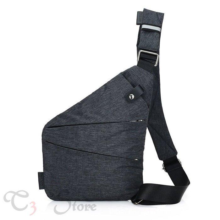 【T3】防盜斜背包 側背包 單肩 胸包 斜背包 防盜 單肩包 防水【BO06】