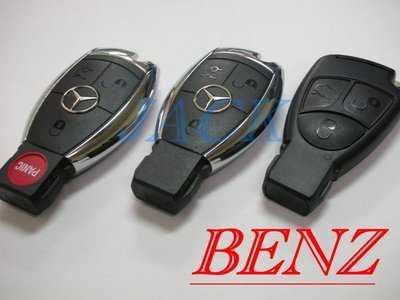 賓士 BENZ R171 R230 W164 W210 W211 W202 W203 W215 W220 智能晶片鑰匙複製拷貝維修換殼遺失製作