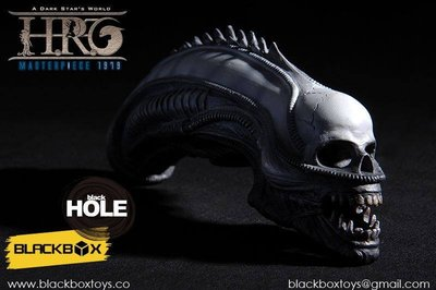 "BLACKBOX 異形之父 H. R. Giger A Dark Star's World ""H.R.G Masterpiece 1979"""