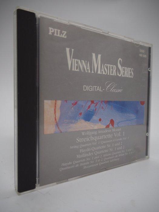 Mozart/Streichquartette Vol. 1_Vienna Master Series 〖專輯〗ADW