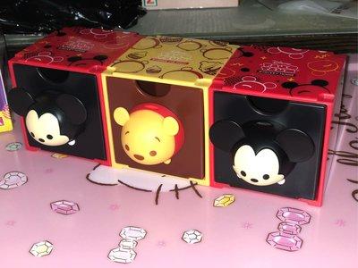 [全新]7-11 Tsum Tsum  百變組合BOX