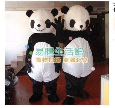 功夫熊貓卡通人偶服裝道具表演宣傳玩偶服裝公仔