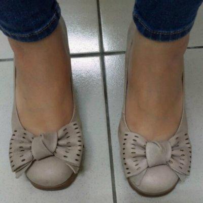 專櫃desire粗跟鞋