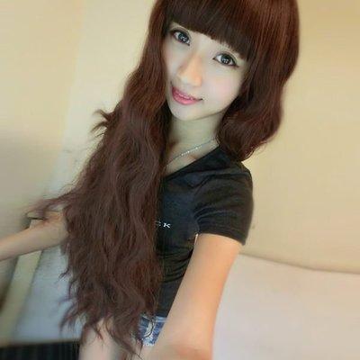 美人魚頭三管電棒超長髮~高仿真整頂假髮~可愛寶貝希希 代言【MA122】☆雙兒網☆