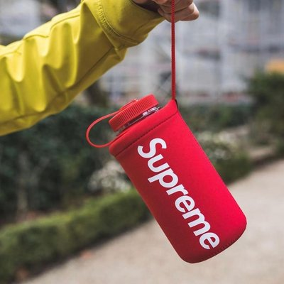 XinmOOn Supreme 020SS Nalgene️ 32 oz Bottle 運動 水壺 運動水壺 經典 紅