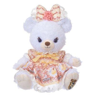 (預購)保證真品 日本空運 東京迪士尼 大學熊Uni BEAR sity x 美女與野獸貝兒娃娃禮服 (不含絨毛娃娃)