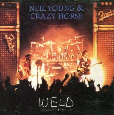 《絕版專賣》Neil Young & Crazy Horse 尼爾楊與狂馬合唱團 / WELD (美版.無IFPI)